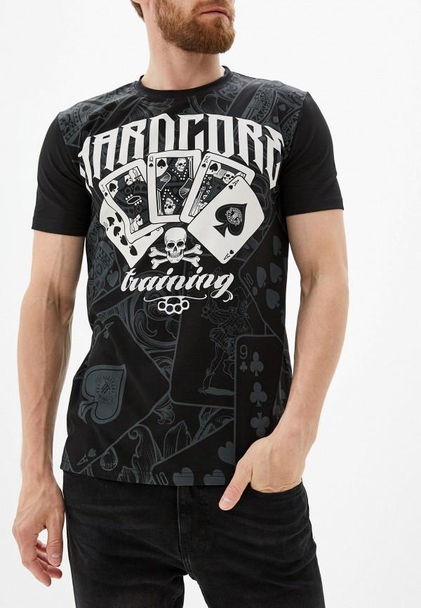 Футболка Hardcore Training Hardcore Training HA020EMFZZL0 цена 2017