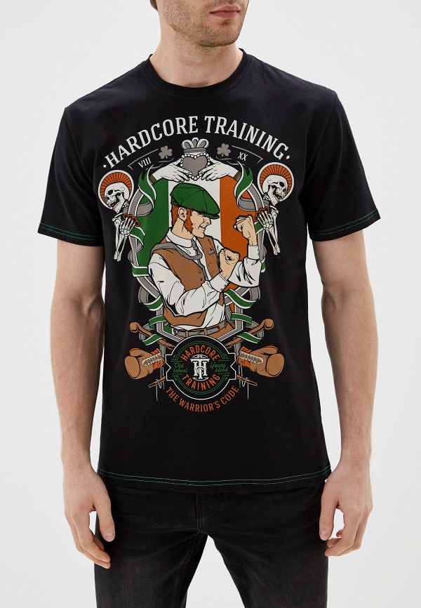 Футболка Hardcore Training Hardcore Training HA020EMFZZL8 hardcore training premium camo t shirt green