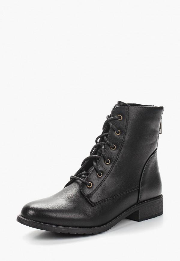 Купить Ботинки Haily's, ha022awanja7, черный, Осень-зима 2018/2019