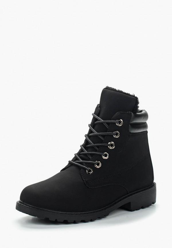 Купить Ботинки Haily's, ha022awanjd0, черный, Осень-зима 2018/2019
