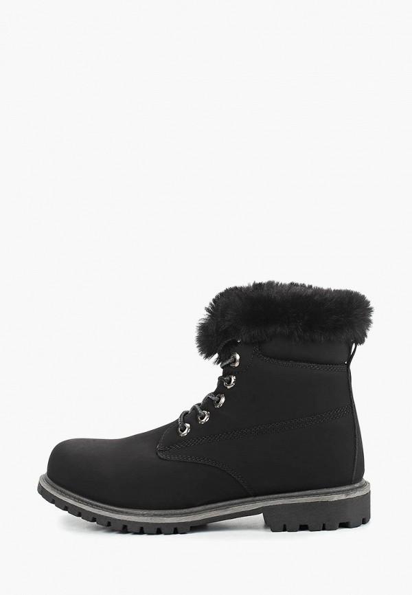Купить Ботинки Haily's, ha022awdnxp4, черный, Весна-лето 2019