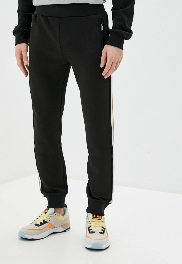 мужские спортивные брюки haily's, черные