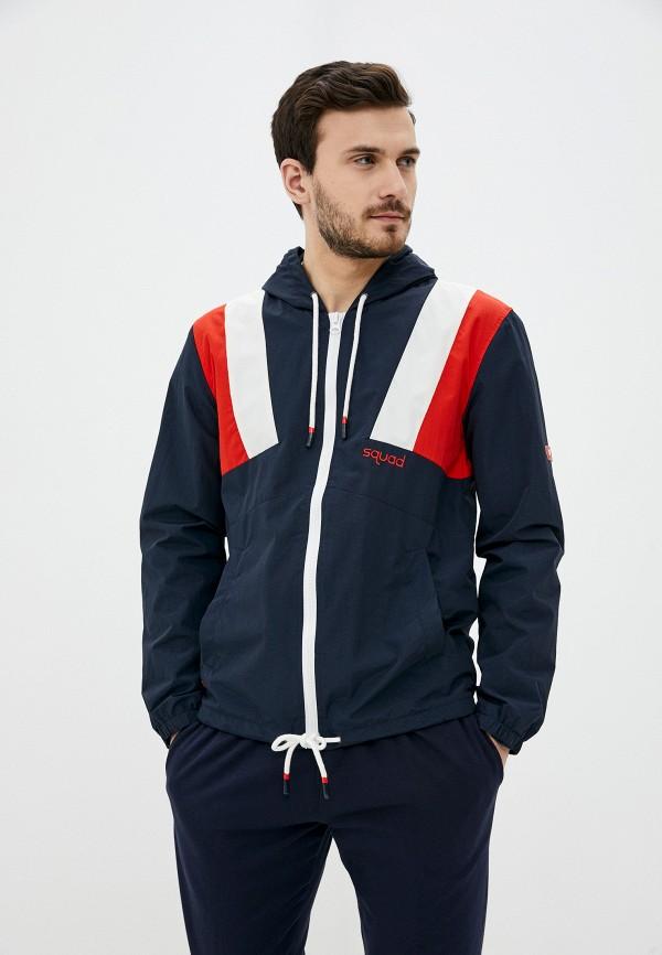 мужская куртка haily's, синяя