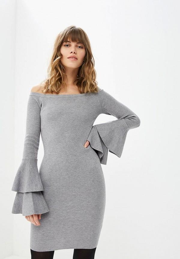 Купить Платье Haily's, ha022ewcvxw7, серый, Осень-зима 2018/2019