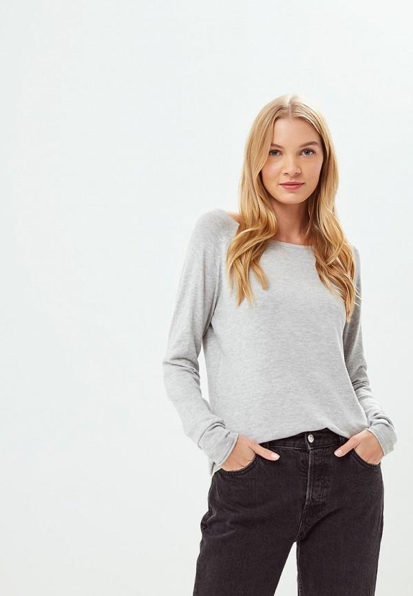 Купить Джемпер Haily's, HA022EWCVYI1, серый, Осень-зима 2018/2019