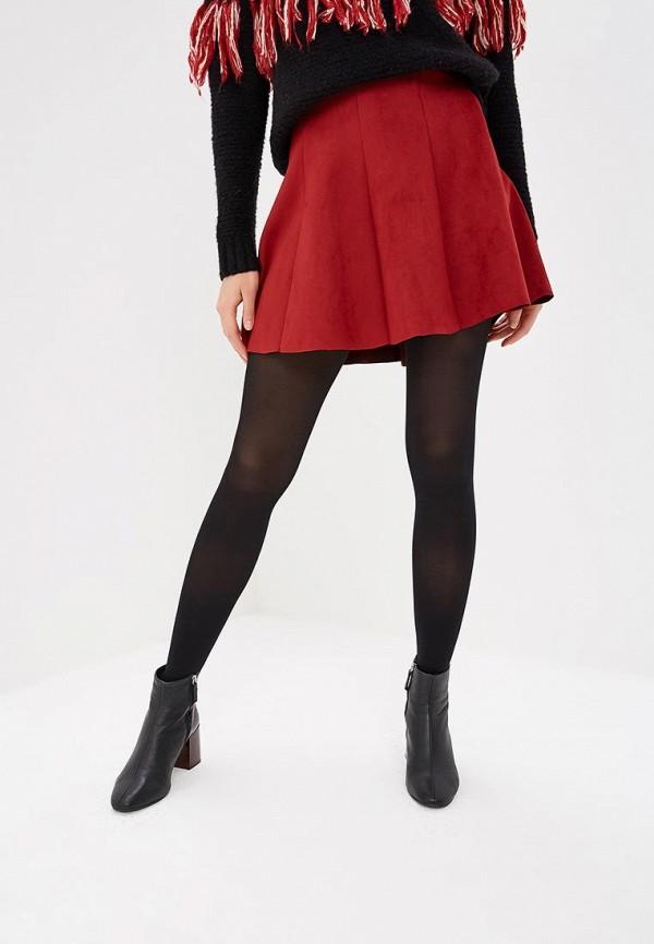 женская юбка haily's, красная