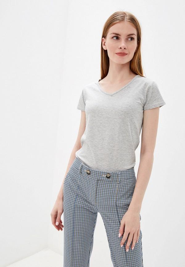 женская футболка haily's, серая