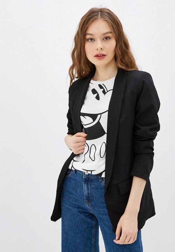 женский пиджак haily's, черный