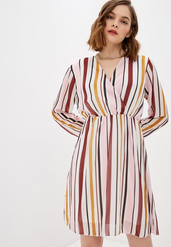 женское повседневные платье haily's, разноцветное