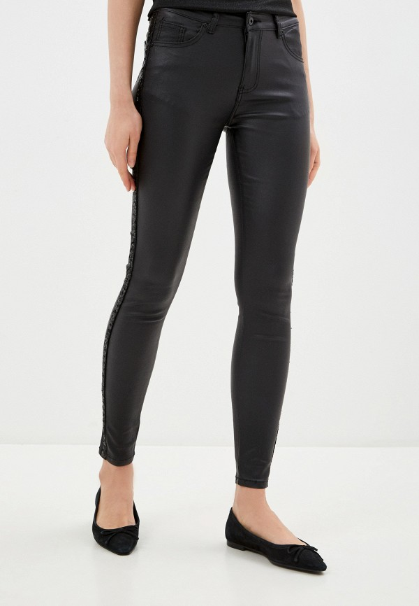женские брюки haily's, черные