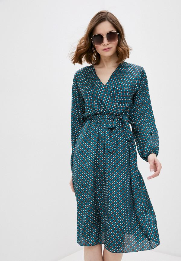 женское платье haily's, зеленое