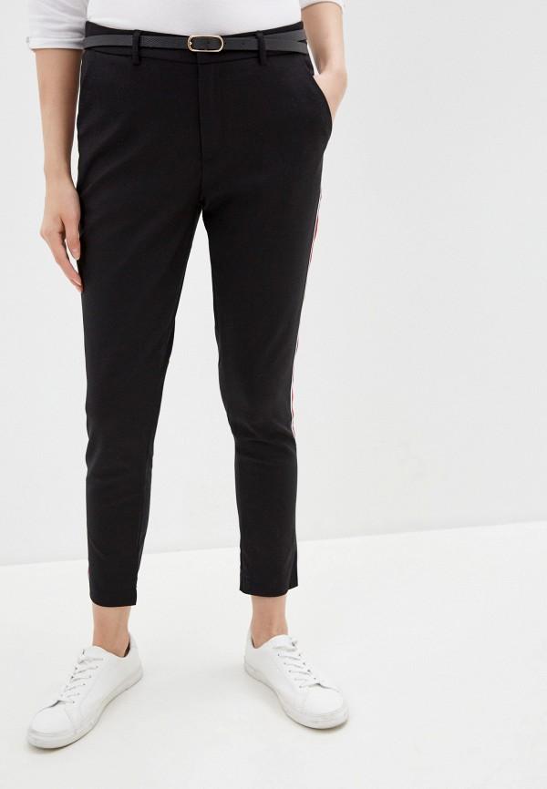 женские повседневные брюки haily's, черные