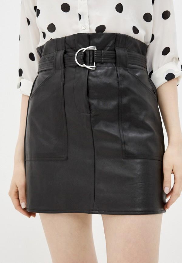 женская юбка haily's, черная