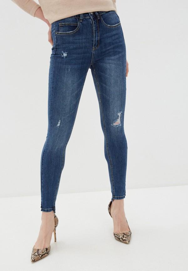 женские джинсы haily's, синие
