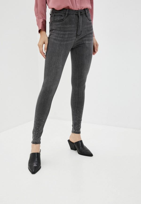 женские джинсы haily's, серые