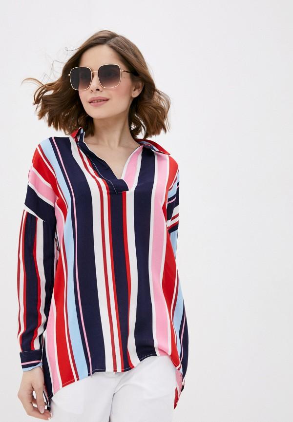 женская блузка haily's, разноцветная
