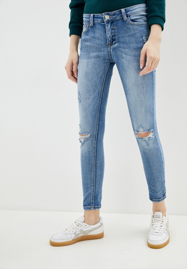 женские джинсы haily's, голубые