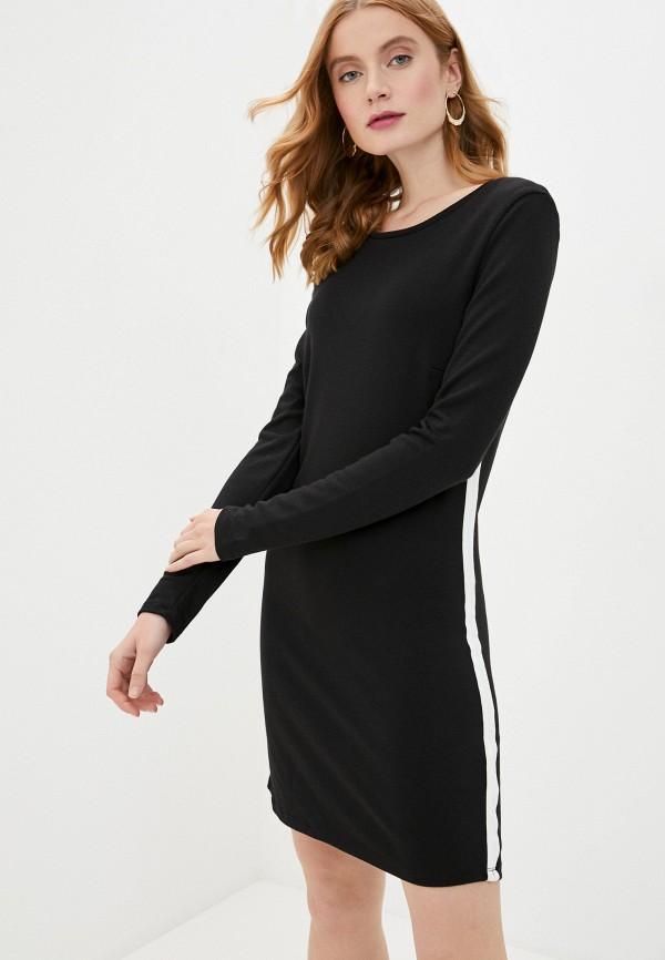 женское повседневные платье haily's, черное