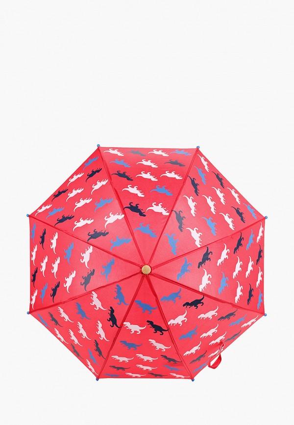 зонт-трости hatley для мальчика, красный
