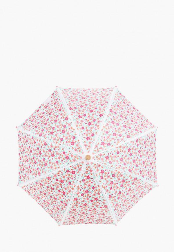 зонт-трости hatley для девочки, разноцветный