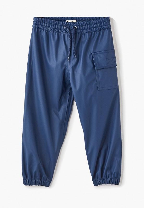брюки hatley для мальчика, синие