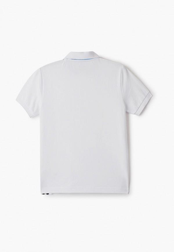 Фото 2 - Футболку или поло для мальчика Hackett London белого цвета