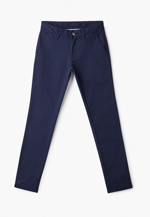 брюки hackett london для мальчика, синие