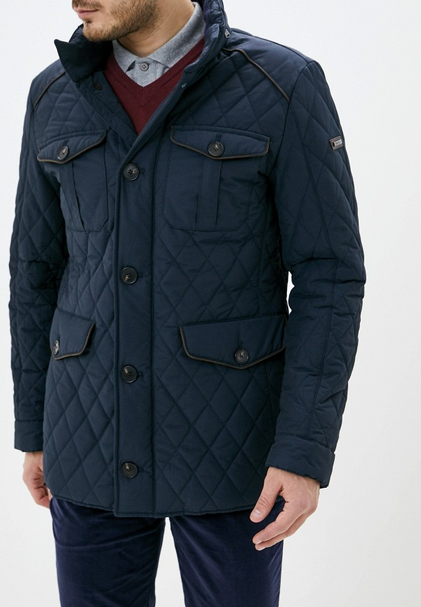 Куртка утепленная Hackett London Hackett London HA024EMGCUR3