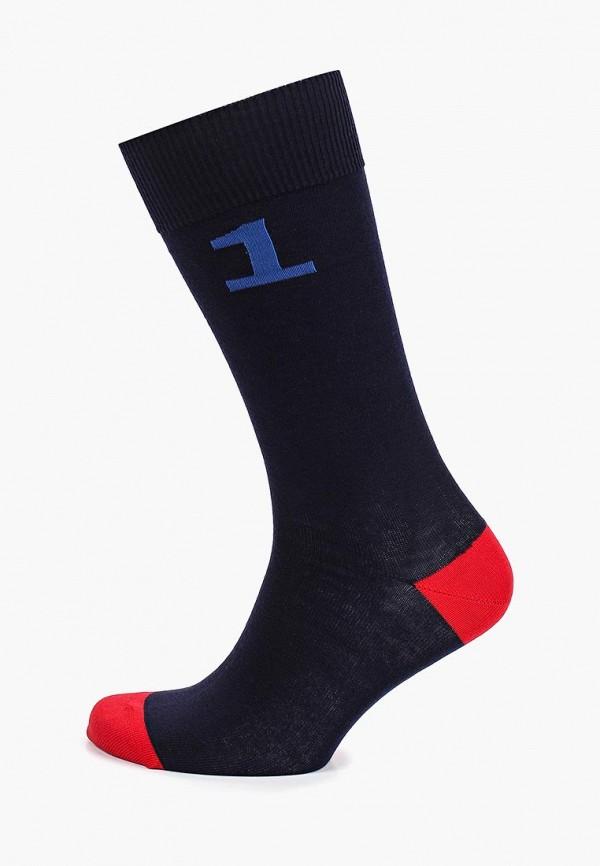 Фото - Мужские носки Hackett London синего цвета