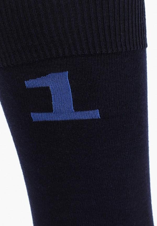 Фото 2 - Мужские носки Hackett London синего цвета