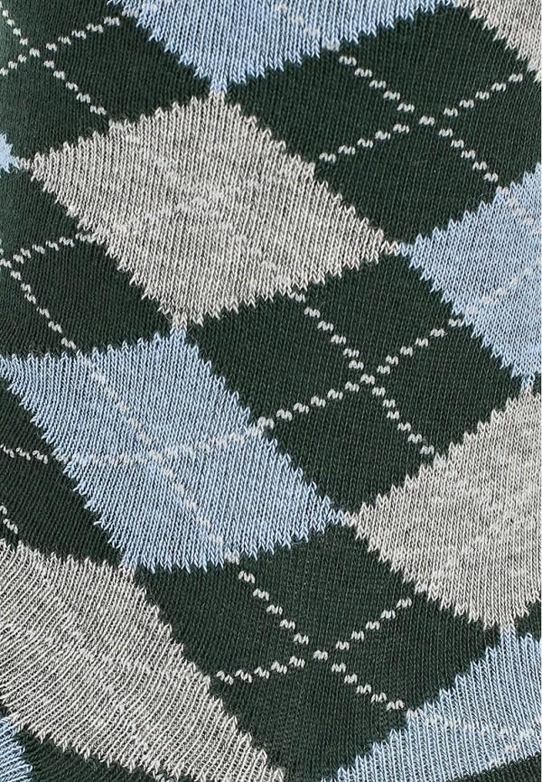 Фото 2 - Мужские носки Hackett London зеленого цвета