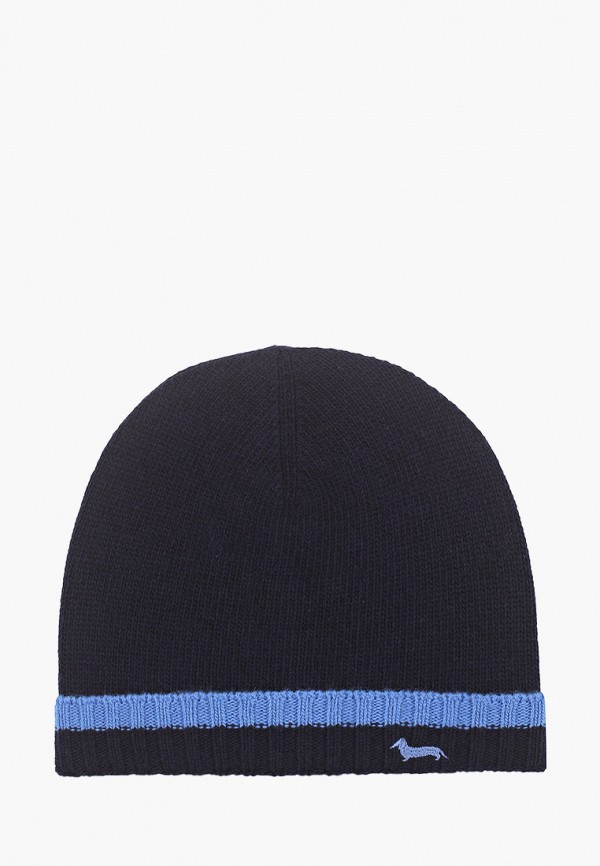 мужская шапка harmont & blaine, синяя