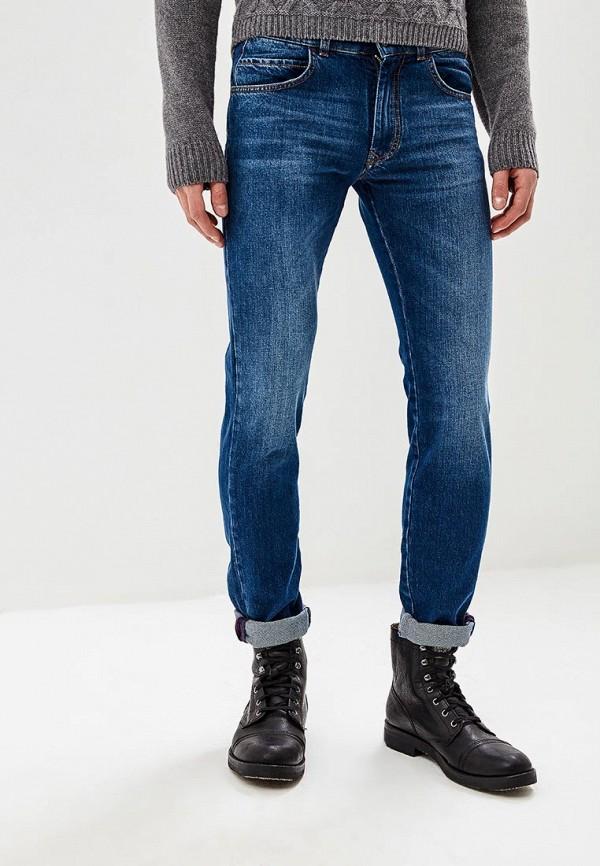 мужские джинсы harmont & blaine, синие
