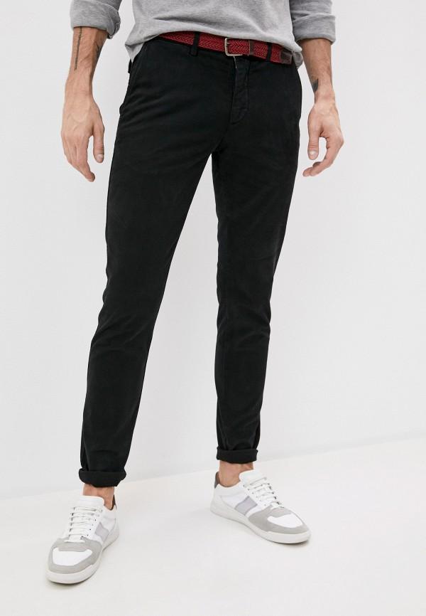 мужские повседневные брюки harmont & blaine, черные