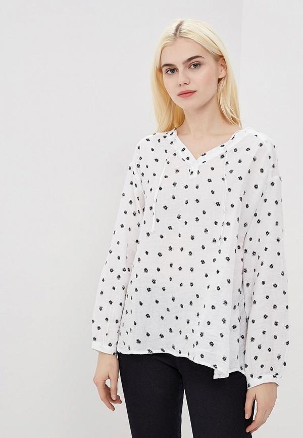 Купить Блуза H:Connect, HC002EWAAVT8, белый, Весна-лето 2018