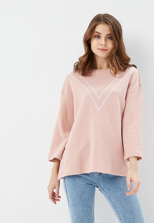 Купить Свитшот H:Connect, hc002ewaavv0, розовый, Весна-лето 2018