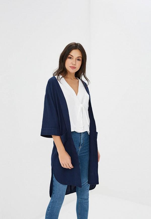 Купить Кардиган H:Connect, hc002ewaaws1, синий, Весна-лето 2018