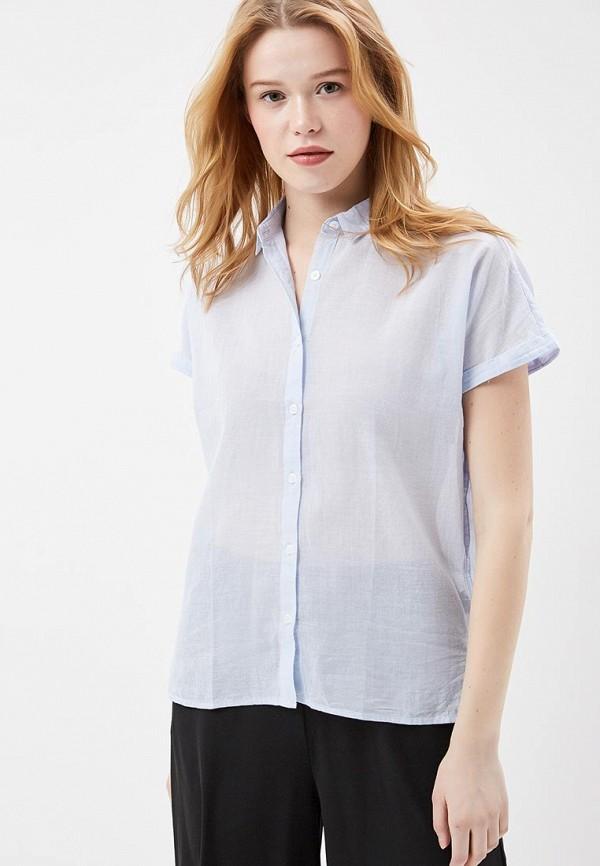 Купить Рубашка H:Connect, hc002ewaawv7, голубой, Весна-лето 2018