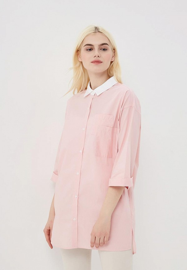 Купить Туника H:Connect, hc002ewaawx1, розовый, Весна-лето 2018