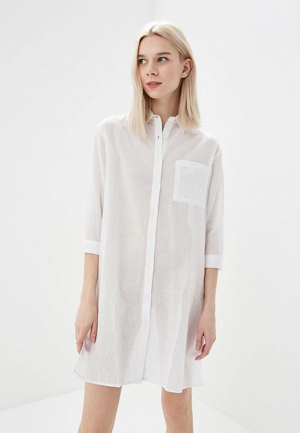 Купить Платье H:Connect, hc002ewaawy7, белый, Весна-лето 2018