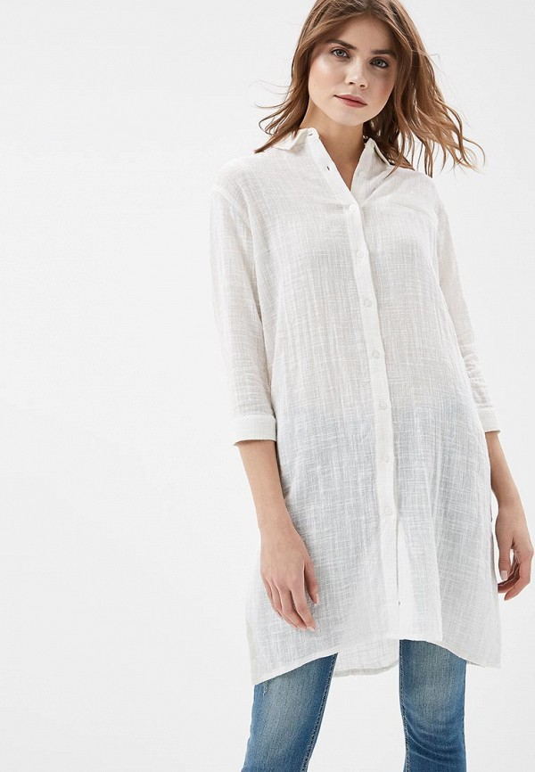 Купить Туника H:Connect, hc002ewaawz8, белый, Весна-лето 2018
