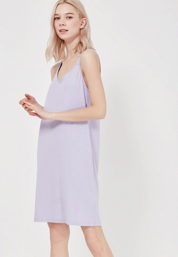 Купить Платье H:Connect, hc002ewaaxb9, фиолетовый, Весна-лето 2018