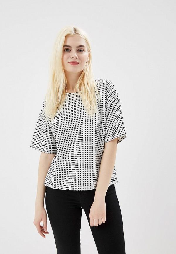 Купить Блуза H:Connect, hc002ewaaxl5, белый, Весна-лето 2018