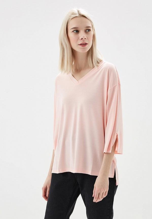Купить Блуза H:Connect, hc002ewaaxn2, розовый, Весна-лето 2018