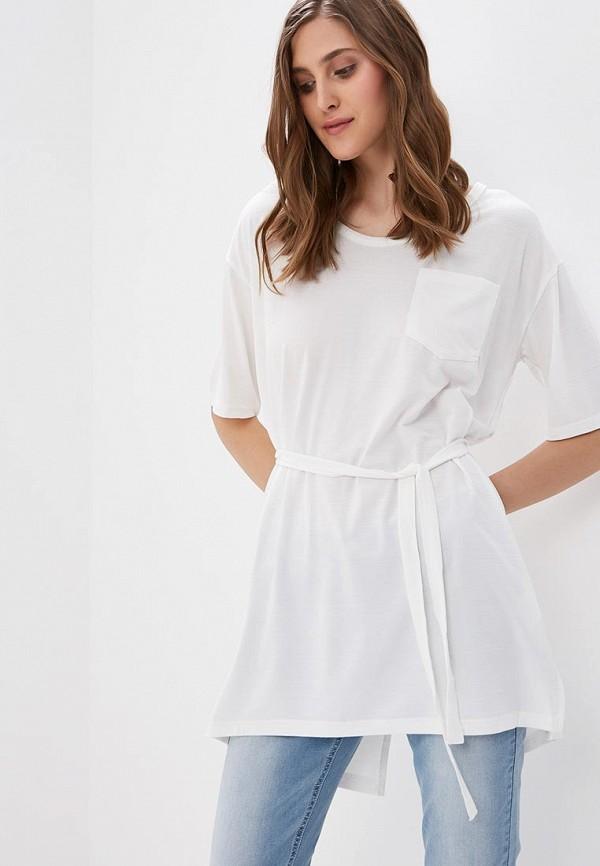 Купить Туника H:Connect, HC002EWAAXO4, белый, Весна-лето 2018