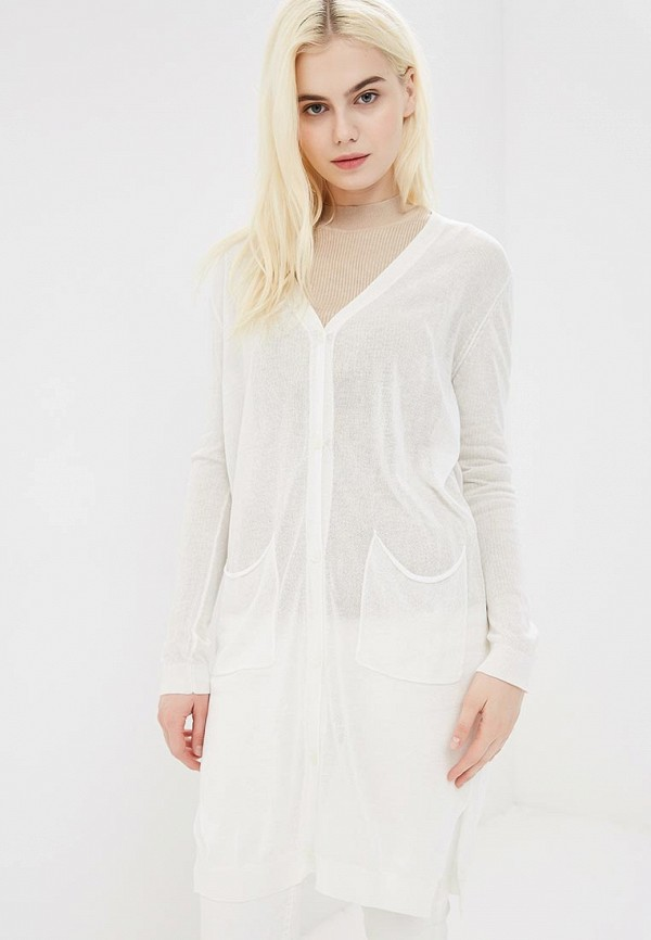 Купить Кардиган H:Connect, hc002ewaaxv9, белый, Весна-лето 2018