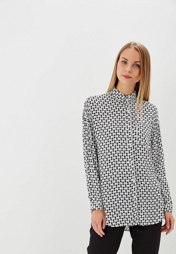 Купить Блуза H:Connect, hc002ewaxne8, белый, Весна-лето 2018