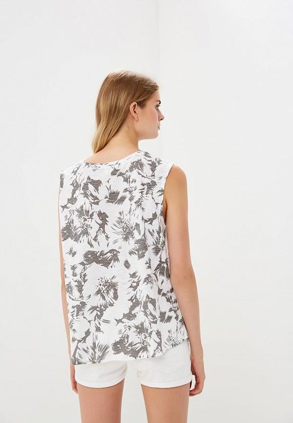 Фото 3 - женскую футболку H:Connect серого цвета