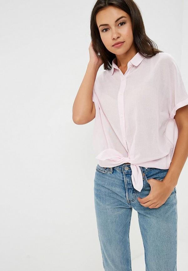 Купить Рубашка H:Connect, hc002ewbgft7, розовый, Весна-лето 2018