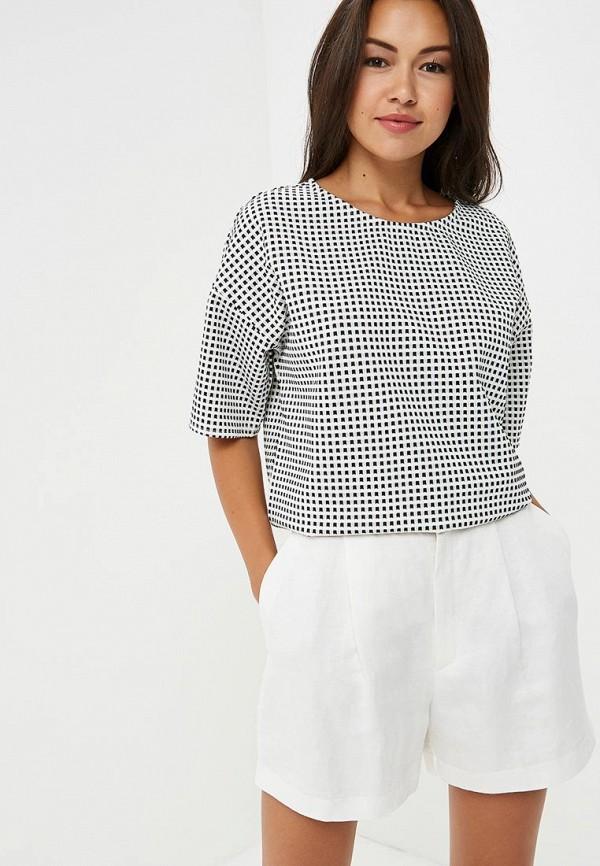 Купить Блуза H:Connect, hc002ewbgfw1, белый, Весна-лето 2018